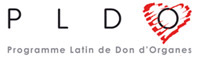 Logo of Programme Latin de Don d'Organes(PLDO)- Site de formation en ligne